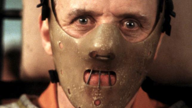 Hannibal Lecter ne Il Silenzio degli Innocenti