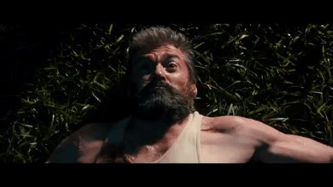 GIF dal film Logan