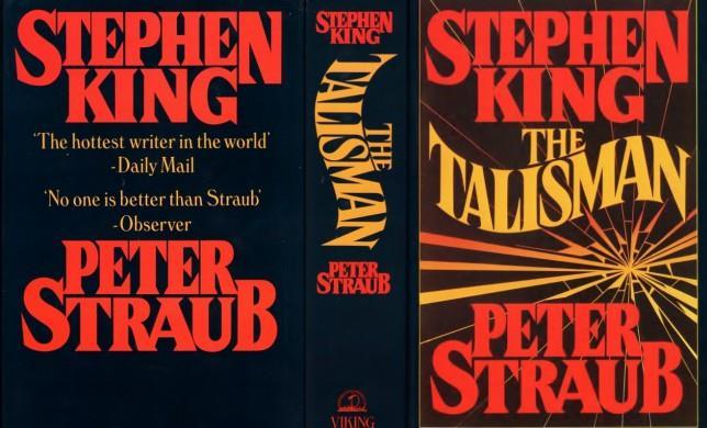 Copertina integrale de Il Talismano di Stephen King e Peter Straub