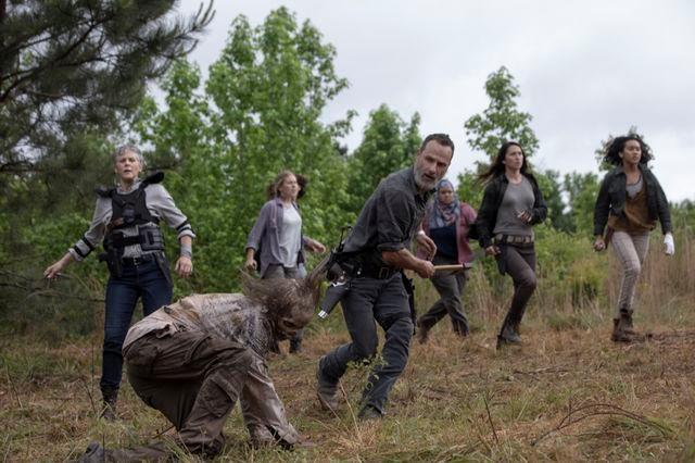 The Walking Dead: l'episodio 9x02
