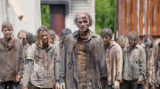 The Walking Dead: zombie
