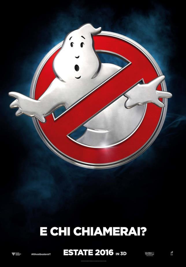 Ghostbusters arriva nei cinema a luglio 2016