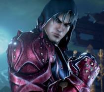 Un primo piano di Jin Kazama da Tekken 7