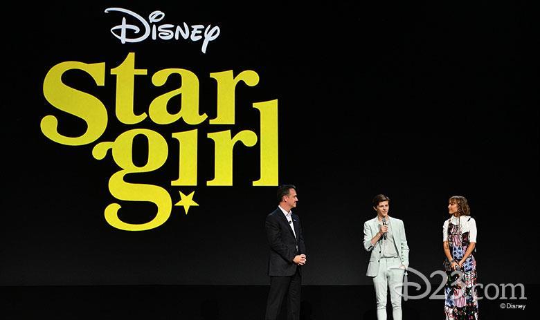 La presenatzione di Stargirl