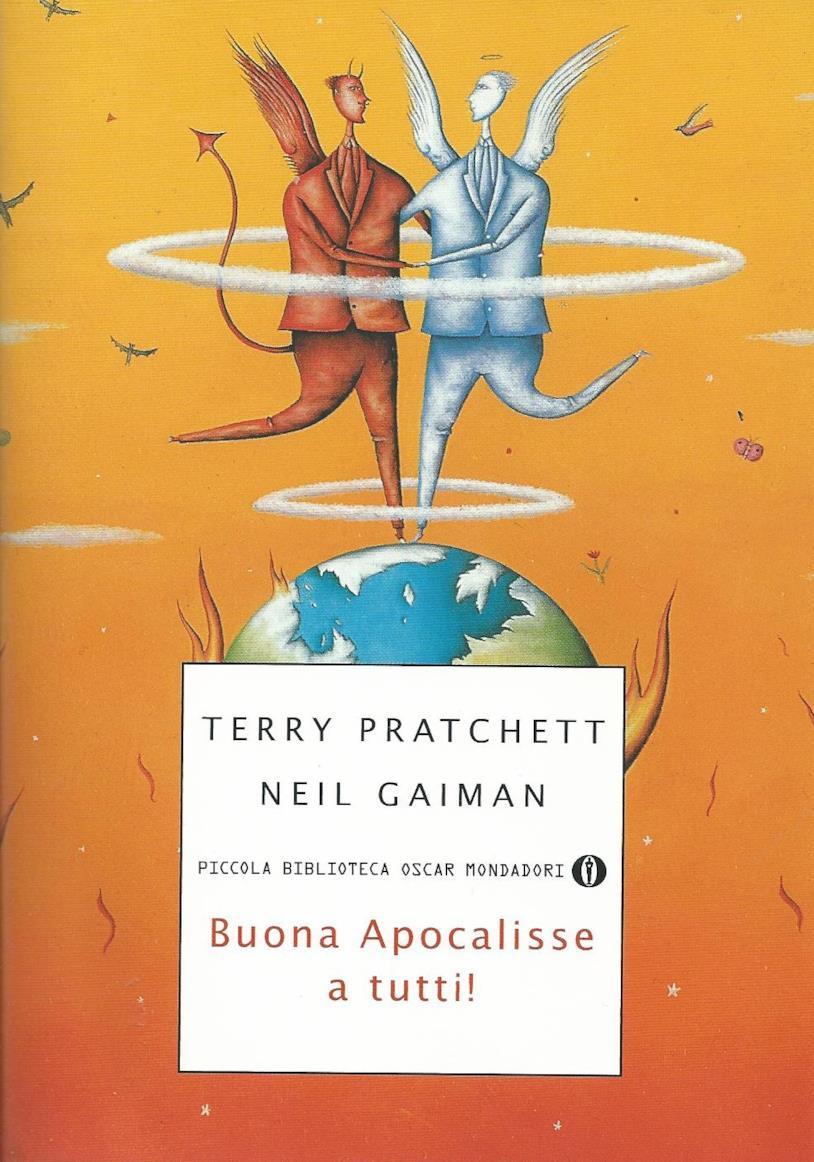 Neil Gaiman scriverà la serie TV di Buona Apocalisse A Tutti!