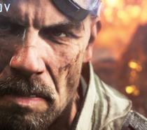 Uno dei soldati protagonisti di Battlefield V