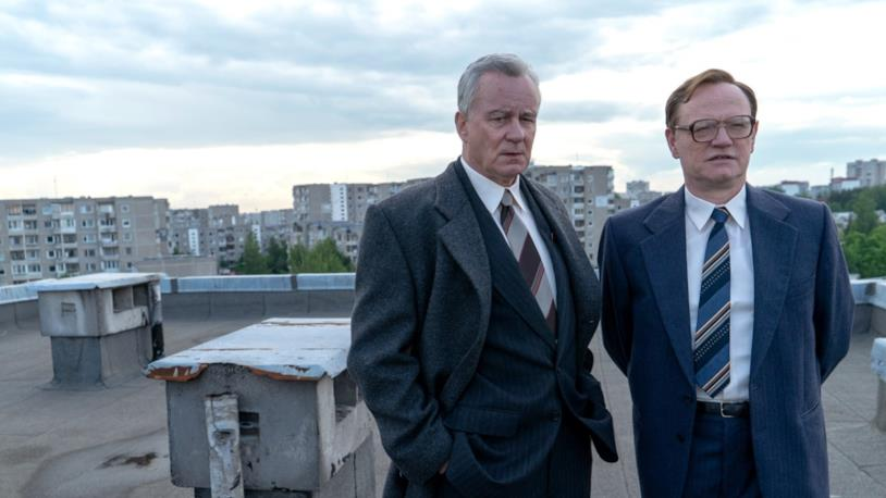 Chernobyl: Boris Shcherbina e Valery Legasov