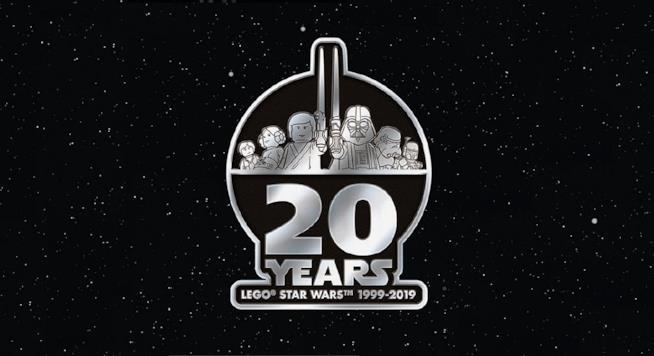 Immagine del logo LEGO Star Wars