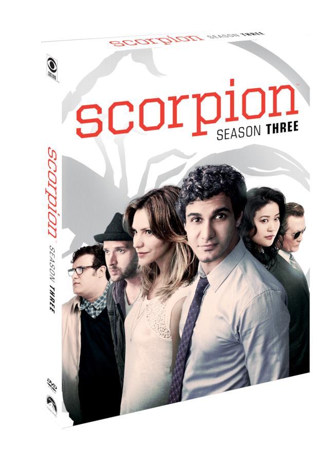 Scorpion Terza Stagione - DVD