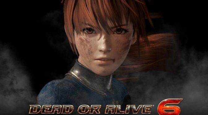 Dead or Alive 6 è ufficiale