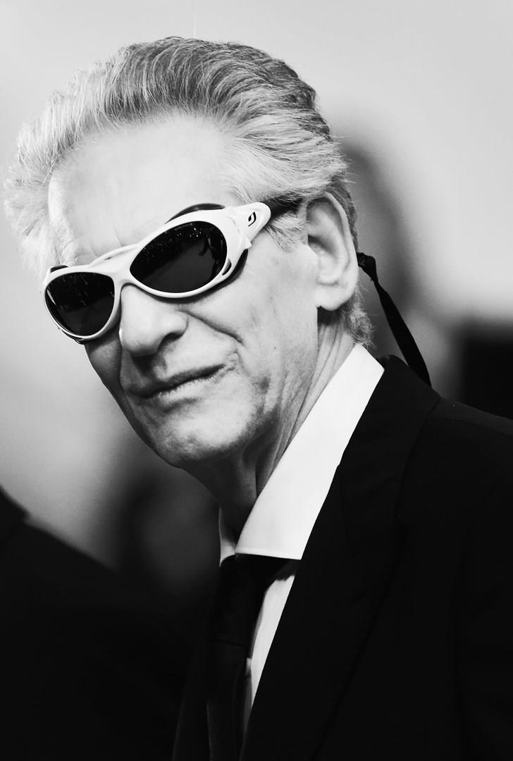 Cronenberg ad un evento