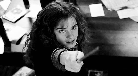 Emma Watson è Hermione