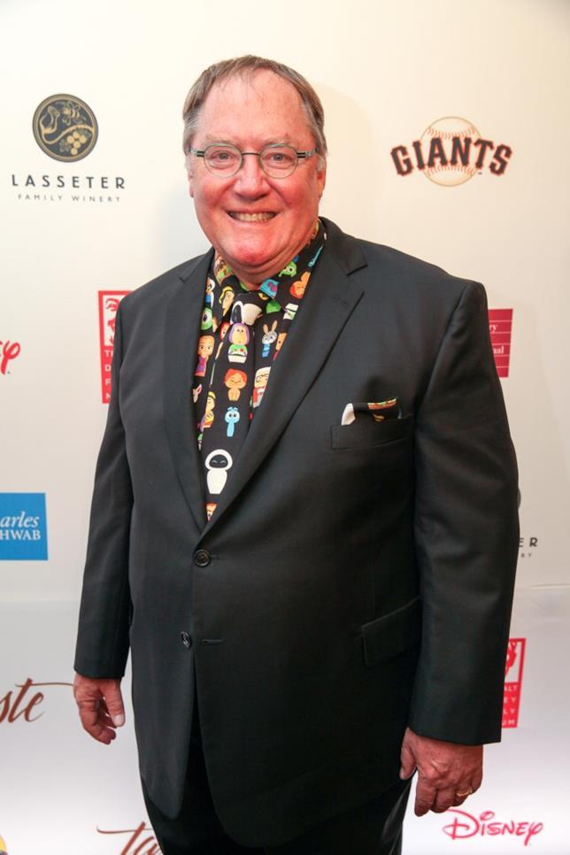 John Lasseter a un evento