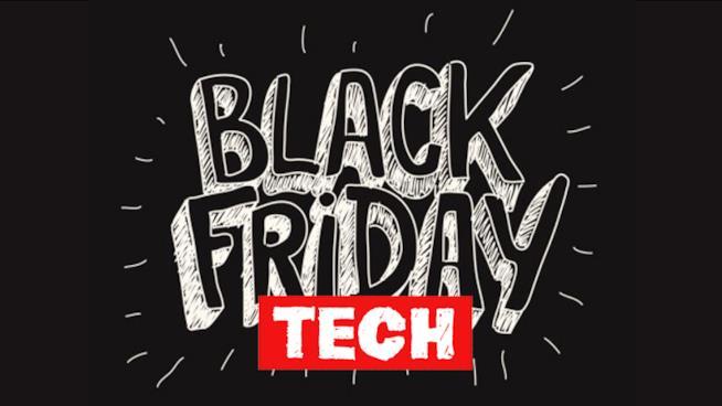 Logo Black Friday Tech