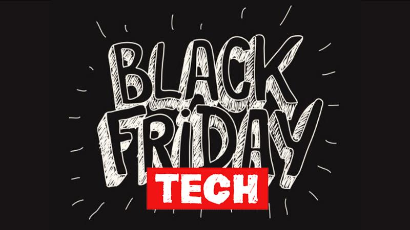 Logo Black Friday Tech