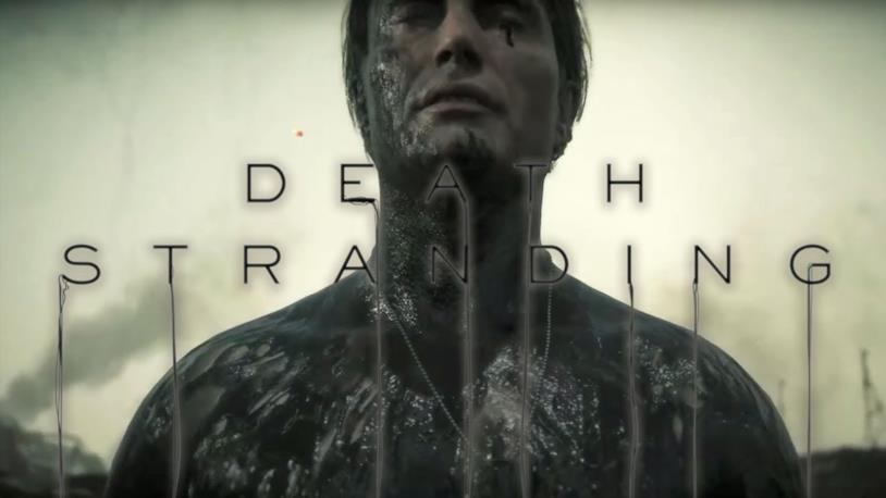 Death Stranding Kojima game