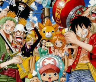 One Piece protagonisti