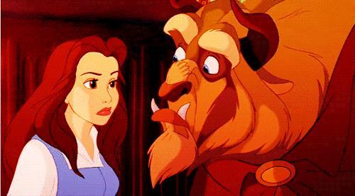 L'odio-amore dei protagonisti de La Bella e la Bestia
