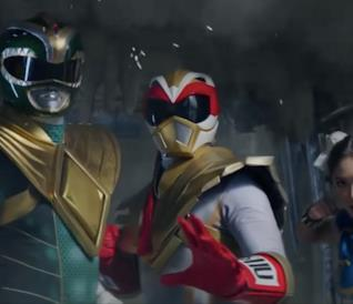 L'inatteso team-up tra Ryu ed il Green Ranger