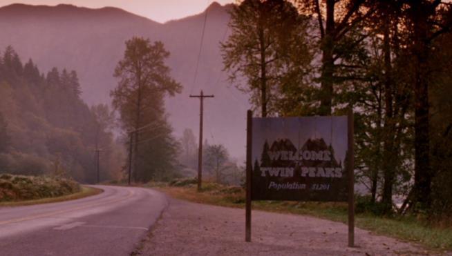 Twin Peaks locandina