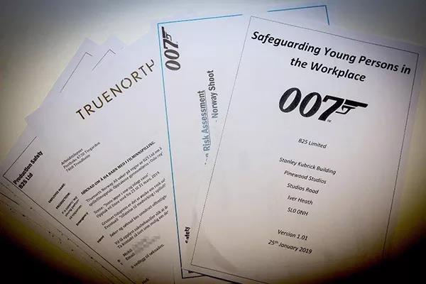 I permessi per girare Bond 25 in Norvegia svelano una scena del film