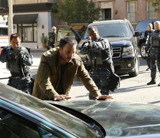 Foto dal set della stagione 3