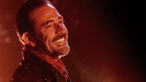 The Walking Dead: il personaggio di Negan