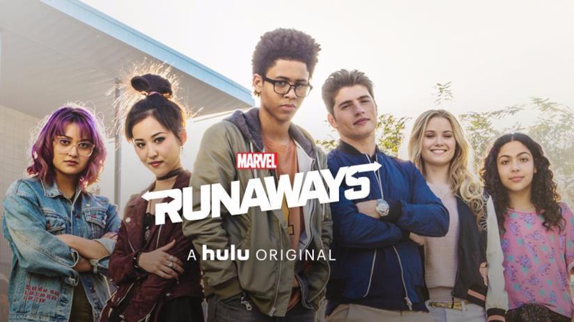 I protagonisti di Runaways