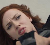 Vedova Nera in una scena del trailer