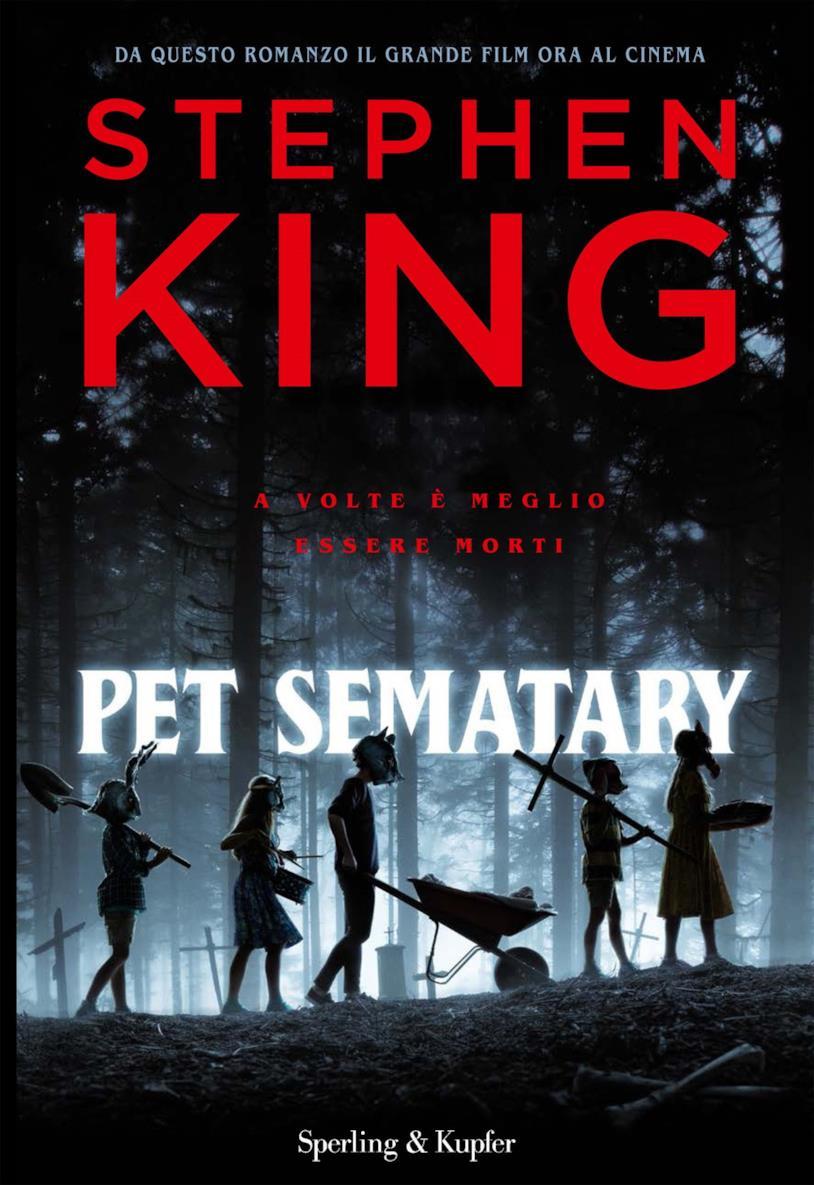 Pet Sematary: il romanzo