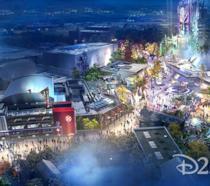 Avengers Campus: nuova attrazione dei parchi Disney