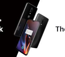 Immagine stampa del nuovo OnePlus 6T