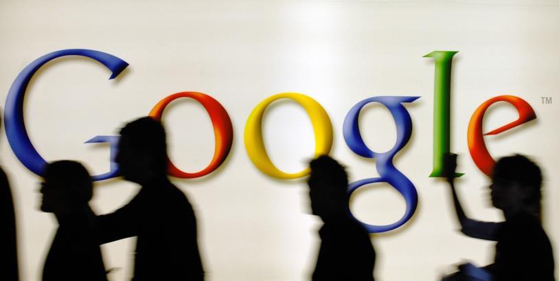 Il logo della compagnia Google
