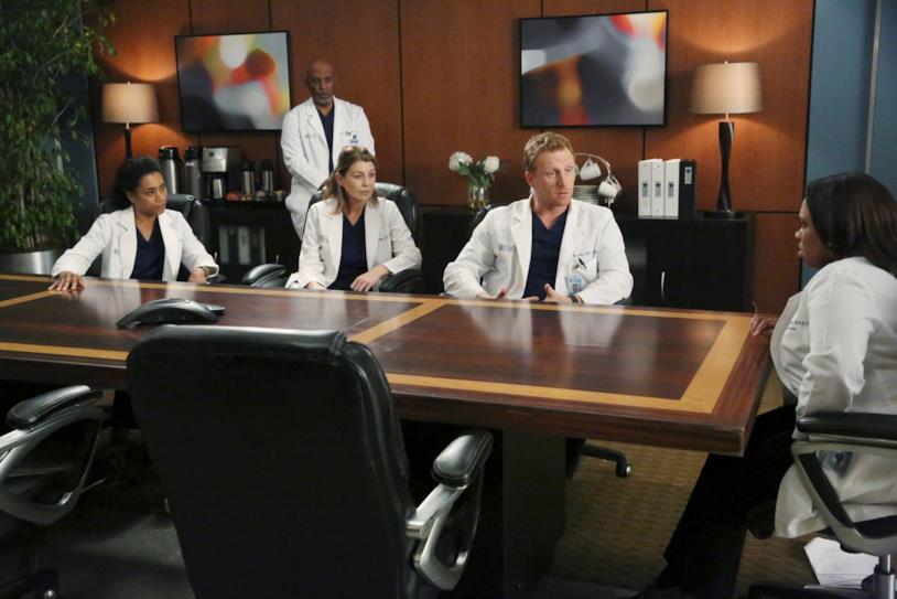 La commissione e la Bailey parlano di Ben