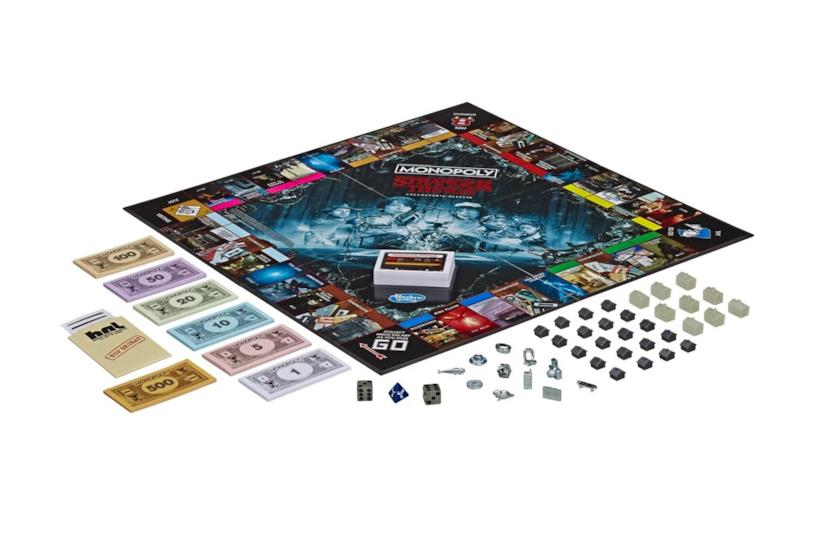 Il nuovo Monopoly di Stranger Things 3
