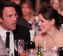 Ben Affleck e Jennifer Garner