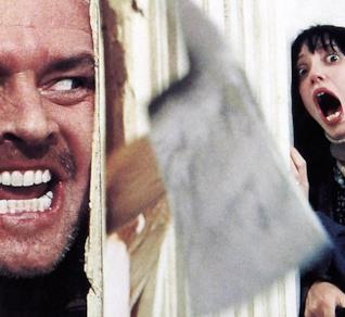 Una delle scene più famose del film di Kubrick