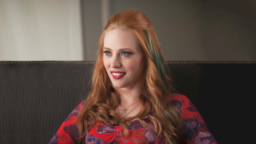 Jessica sorridente