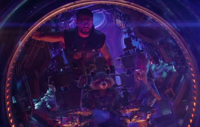 Thor, Rocket e Groot insieme nello spot di Avengers: Infinity War