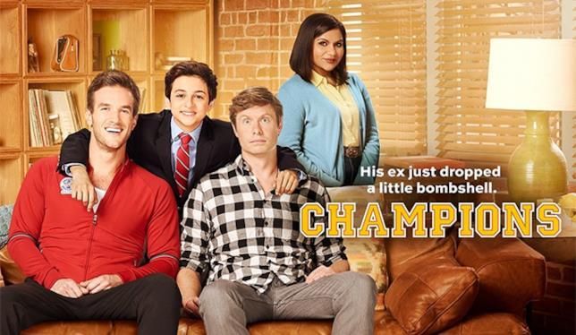 Serie TV Champions di NBC
