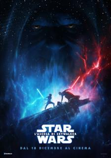 Rey e Kylo combattono nel teaser poster di Star Wars 9