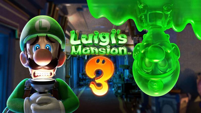 Il terzo capitolo di Luigi's Mansion uscirà nel 2019 solo su Switch