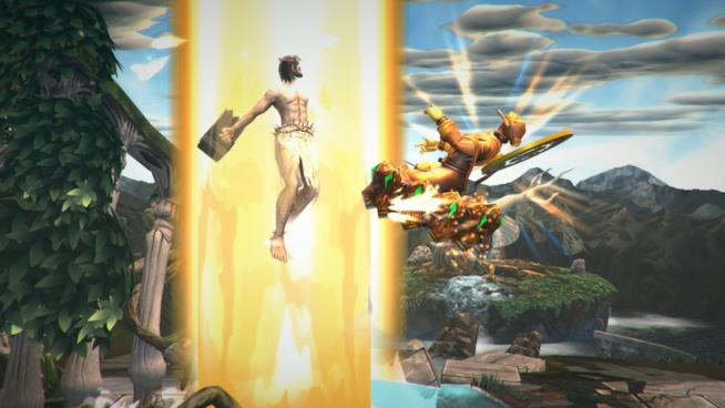 Fight of Gods è disponibile su Steam