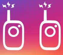 Instagram rilascia la funzionalità Walkie Talkie