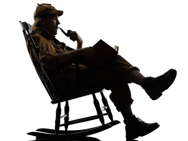 Il protagonista si riposa