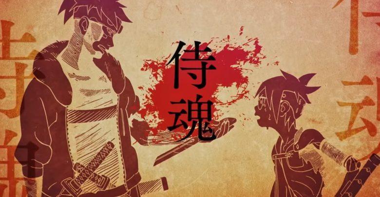 Samurai 8 Hachimaru e Ronin