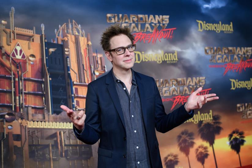 James Gunn, regista, sceneggiatore e produttore