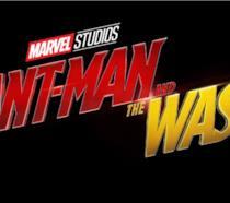 Il logo del film con Paul Rudd ed Evangeline Lilly