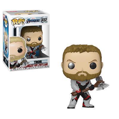 Thor in versione Funko Pop! da Avengers: Endgame