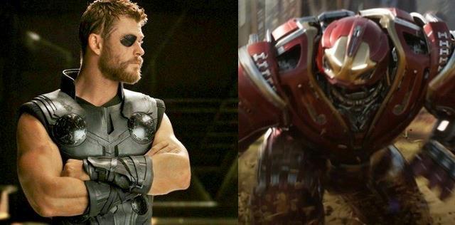 Finalmente potremmo aver scoperto la nuova arma di Thor e chi pilota la Hulkbuster